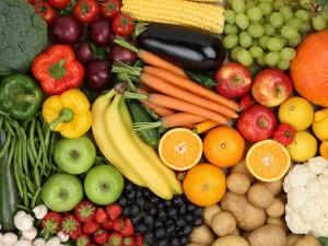 I mille colori del cibo